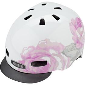 Nutcase Street MIPS Helmet delecate flower reflective